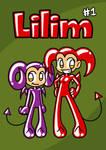 Lilim Test Cover by Alenonimo