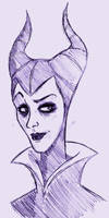 Maleficent: The Purple One by Tom-the-S
