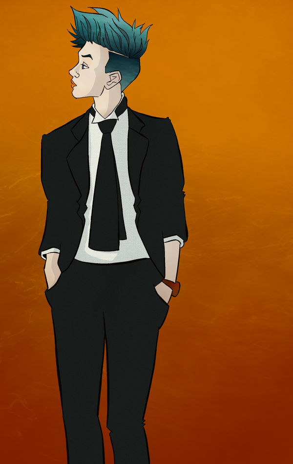 Corporate Punk by Tom-the-S