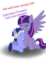 Ill Watch Your Dreams by ladyjessien