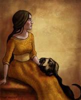 The Kennelmaster's Grandchild by Annie-Stuart
