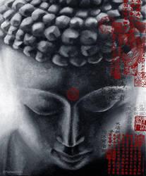 Buddha by NessWeb