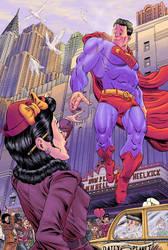 Superman by RobWSales