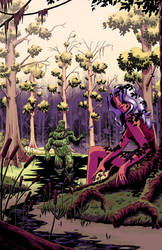 Swampthing by RobWSales