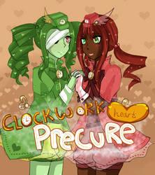 Mechanika Precure by Frogberri