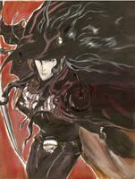 Vampire Hunter D by Simiko