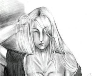 Juushiro Ukitake : Hotness by Simiko