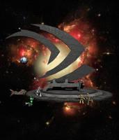 NVidia Work Crew II by Casperium