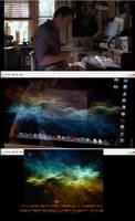 DEXTER episode using Drustan's Nebula by Casperium