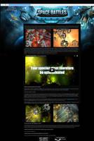 Space Battles: Outcasts by Casperium
