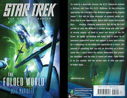 Folded World by Jeff Mariotte is out. by Casperium