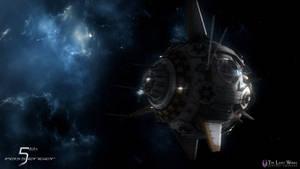 5th Passenger by Casperium