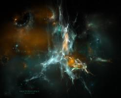Fractured Space by Casperium