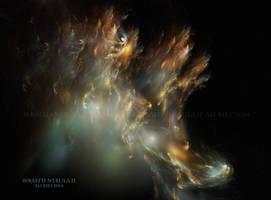 Wraith Nebula II by Casperium