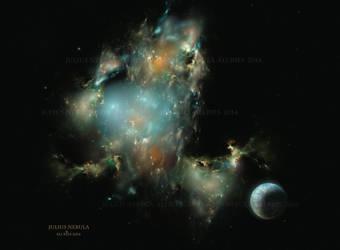 Julius Nebula by Casperium