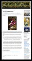 Armageddon's Arrow Book Cover Drexler/Ries collab by Casperium