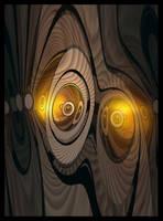 Picasso Eyes by Casperium