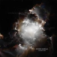 Storm Nebula by Ali Ries 2015 by Casperium