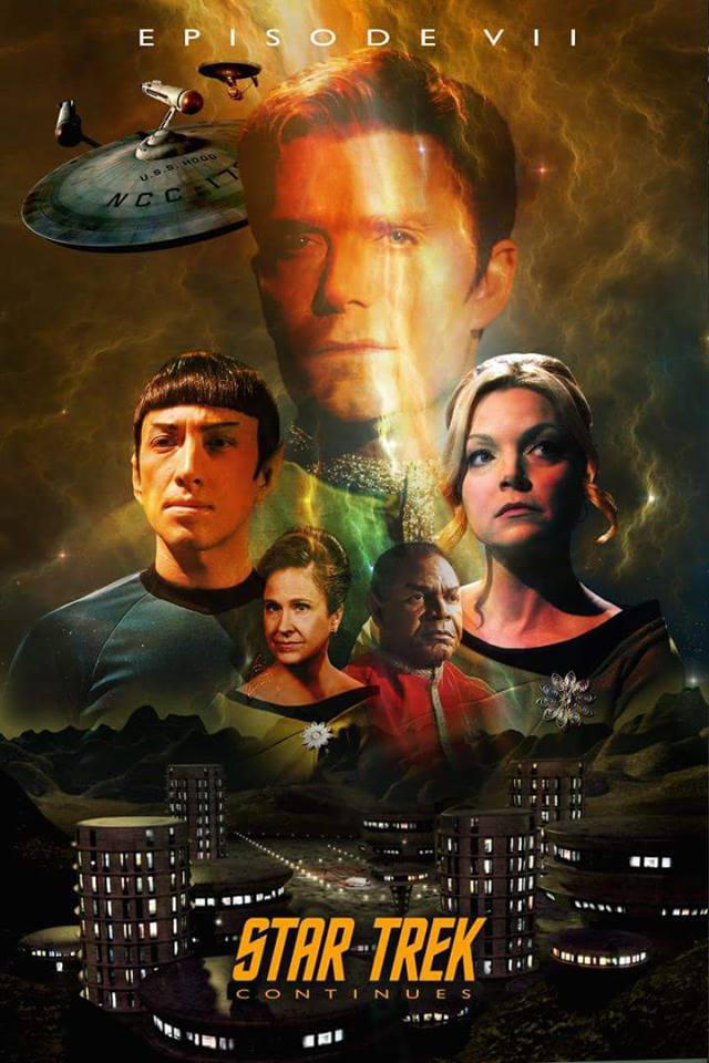 Star Trek Continues Ep7 Embracing the Winds by Casperium