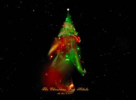 The Christmas Tree Nebula by Ali Ries 2017 by Casperium