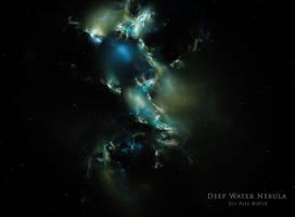 Deep Water Nebula by Ali Ries 2018 by Casperium