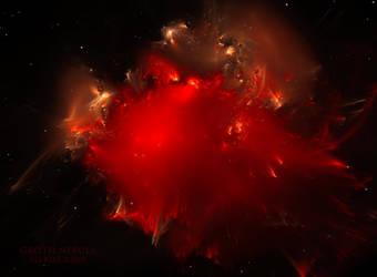 Groth Nebula by Ali Ries 2018 by Casperium