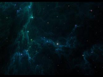 Crown Nebula by Casperium