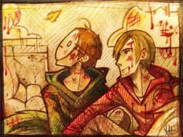 Bloody Trapland by Elentori