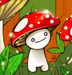 Mushroom Cry by Elentori