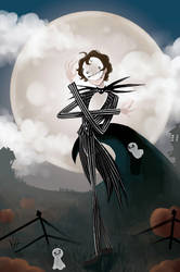 In the Moonlit Night by Elentori