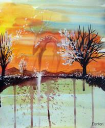 Birth of Spring by Elentori