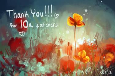 Thanks for 10k! by Elentori