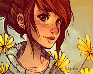 Wistful Spring by Elentori