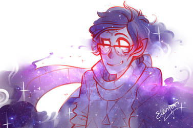 Cosmic Bill by Elentori