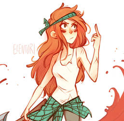 Let Wendy Say F*ck by Elentori