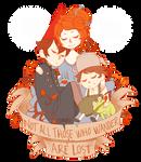 Little Wanderers by Elentori