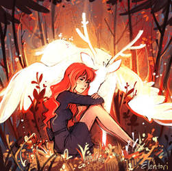 Spirit Of Fall by Elentori