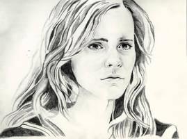 Hermione Granger by Lisa4art