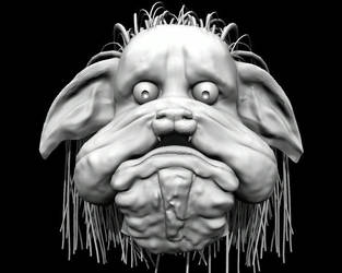 Man.Dog.Pig Front Render by silence-within