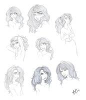 Deryen Aberdeen Sketches by Lukia-Lokelani