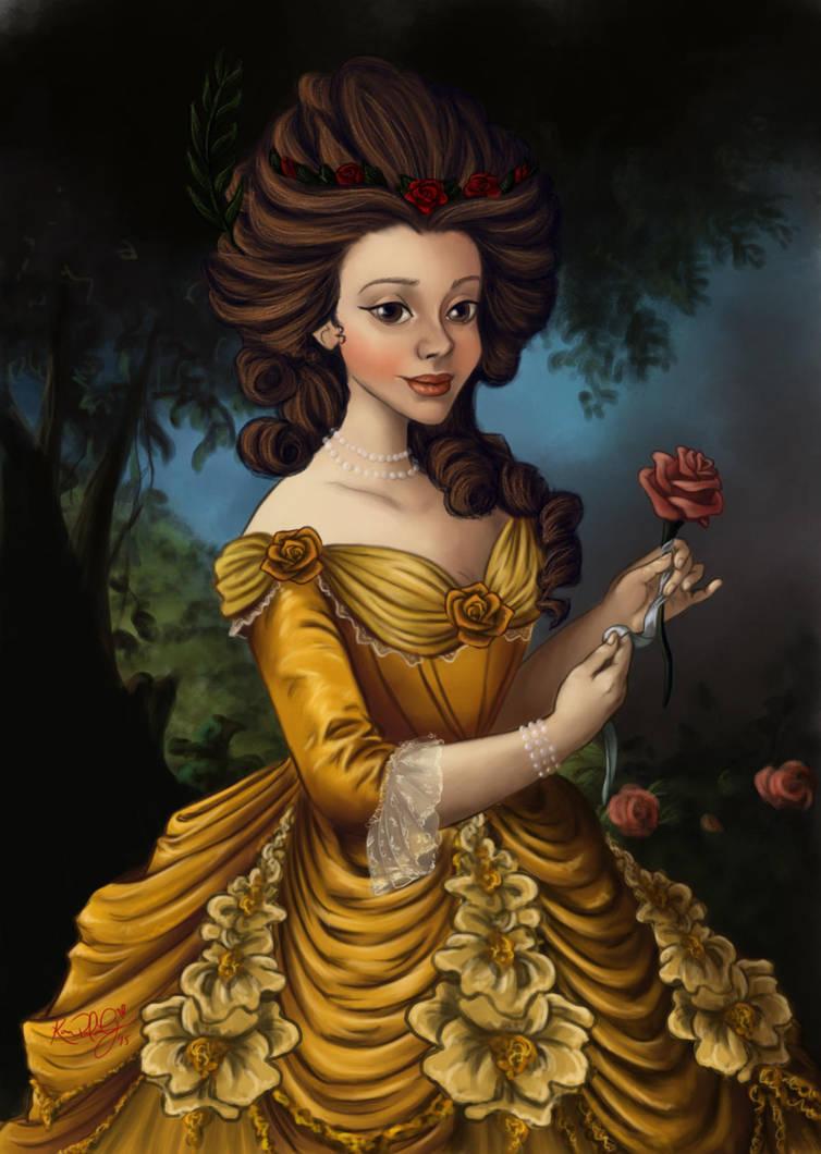 Belle by TottieWoodstock