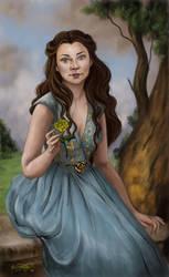 Margaery Tyrell by TottieWoodstock