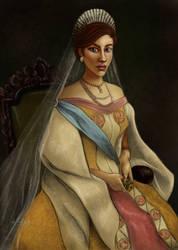 Grand Duchess Anastasia by TottieWoodstock