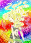Somewhere Over The Rainbow by VelCake