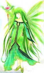 Goddess Martel by VelCake