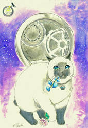 Rollo's Kitty Dispatch Service by VelCake