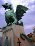 LJUBJANA - Dragon by PrincessValium