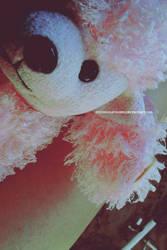 perro rosa xD by missrocketqueen