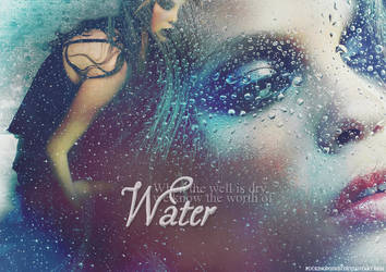 the worth of water by fuckingPOISON