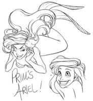 Ariel by primiita